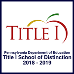 Todd Lane Elementary School has been selected as a Title I School of Distinction