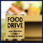 Central Valley School District teachers and staff Stuff-A-Bus food drive