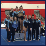 Central Valley Gymnastics Wins WPIAL Title