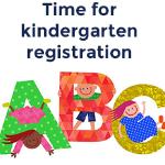 2021-22 School Year Kindergarten Registration