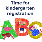 2020-2021 School Year Kindergarten Pre-Registration